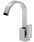 Graff G-1800-LM36-PC - Sade Lavatory Faucet, Polished Chrome Finish