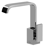 Graff G-2301-LM31-PC - Immersion Single Lever Lavatory Faucet, Polished Chrome
